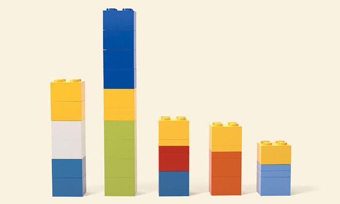 Lego si vreklamě pohrává spostavičkami ze seriálů