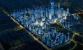 Další velké projekty SOM - Přestavba čtvrti Chengdu Steel