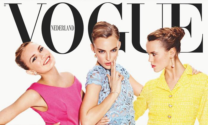 Vogue představil novou nizozemskou verzi časopisu