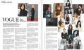 První číslo nizozemské verze časopisu Vogue