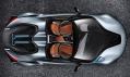 Futuristický koncept vozu BMW i8 Spyder