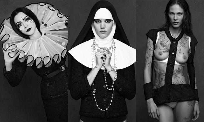 Chanel oslavuje černé sako Coco on-line výstavou