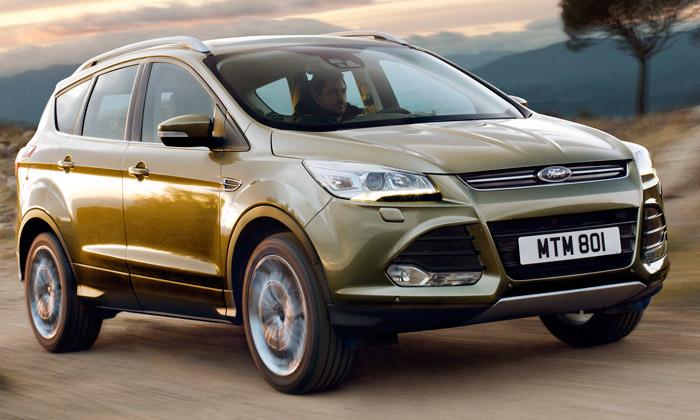 Ford Kuga vnovém vzhledu sází nakinetický design