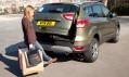 Nová verze vozu Ford Kuga na rok 2012