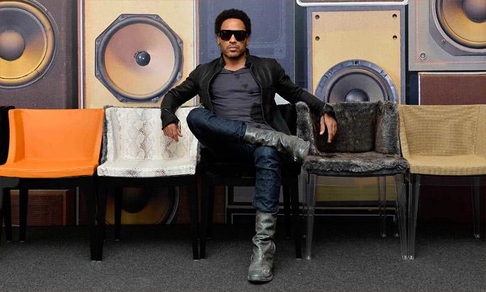 Kravitz aStarck navrhli pro Kartell rockovou židli