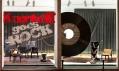 Lenny Kravitz a jeho verze židle Mademoiselle v prodejně Kartell