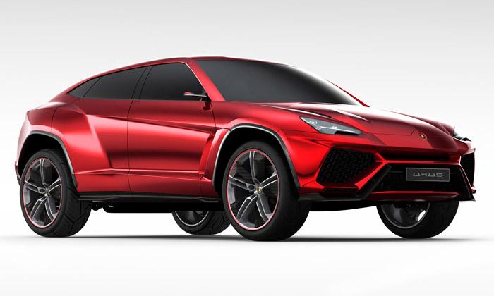 Lamborghini Urus jesuper luxusní avýkonné SUV