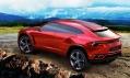 Koncepční sportovně-užitkový automobil Lamborghini Urus