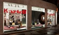Showroomy s designem v milánských ulicích