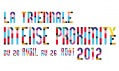 Logo pařížského Trienále 2012