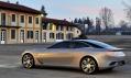 Elektricky poháněný koncepční vůz Pininfarina Cambiano