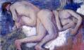Ukázka zvýstavy Degas anahota vMusée d'Orsay vPaříži