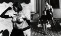 Ukázka z retrospektivní výstavy Helmut Newton v Grand Palais v Paříži