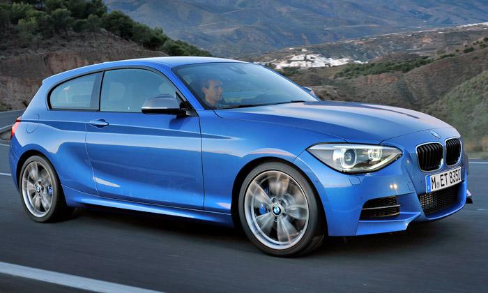 BMW přichází snovou třídveřovou verzí vozu BMW 1