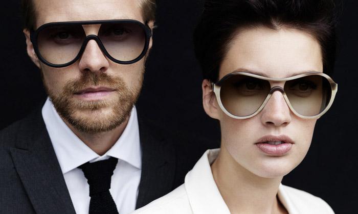 Švýcarské brýle Sire jsou ručně vyrobeny zrohoviny