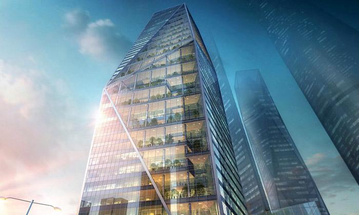 Libeskind postaví Soulu mrakodrap stvarem lucerny