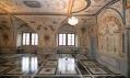 Openstudio Martinický palác jakožto výstavní prostor pro Designblok 2012