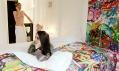Tilt a jeho hotelový pokoj Panic Room v Au Vieux Panier