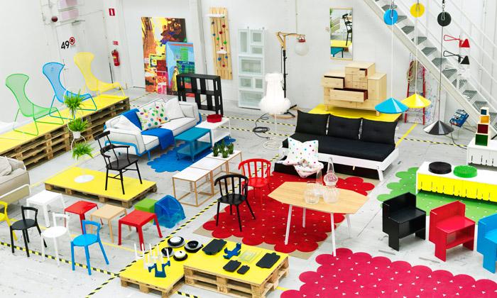 Ikea uvedla design kolekci PS2012 se46 výrobky