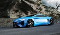 Koncept vozu Jaguar XKX od dvojice Hussain Almossawi a Marin Myftiu