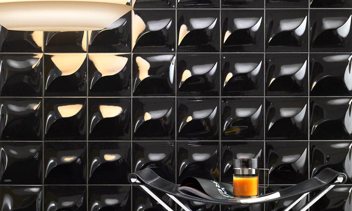 Lea Ceramiche má obklady stěn odKravitz Design