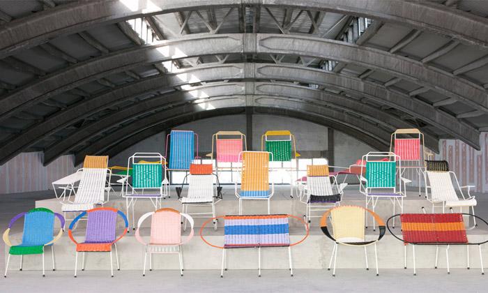 Marni nechala ubývalých vězňů vyrobit 100 židlí