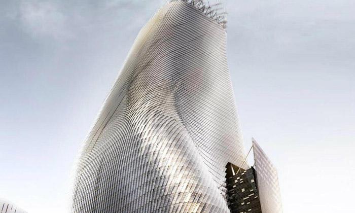 Mrakodrap Tour Phare bude nejvyšší stavba Francie