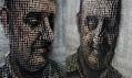 Andrew Myers a jeho plastické obrazy ze šroubů