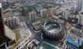 Nová budova čínské státní televize CCTV v Pekingu od OMA