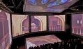 Kanye West ajeho promítací pavilon vCannes odOMA