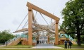 Serpentine Gallery z roku 2008 a Frank Gehry