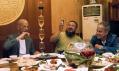 Jacques Herzog a Pierre de Meuron na setkání s Ai Weiweiem