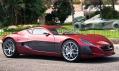 Chorvatský koncepční vůz Rimac Concept One