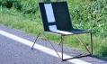 Luca Gnizio a jeho experimentální recyklované židle