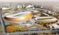 Addis Abeba národní stadion asportovní vesnice vEtiopii odLAVA
