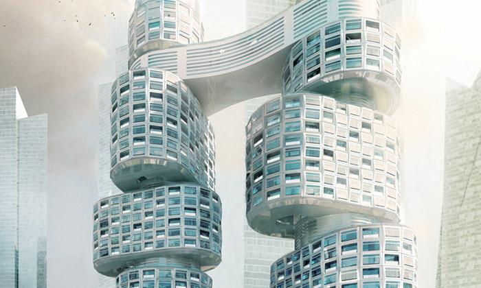 Asymptote postaví vSoulu mrakodrap Velo Towers