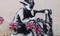 Banksy ajeho streetartová díla veVelké Británii