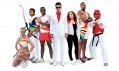 Uniformy ve stylu Coca-Cola pro Letní olympijské hry Londýn 2012