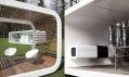 Slovinské prefabrikované domy Coodo