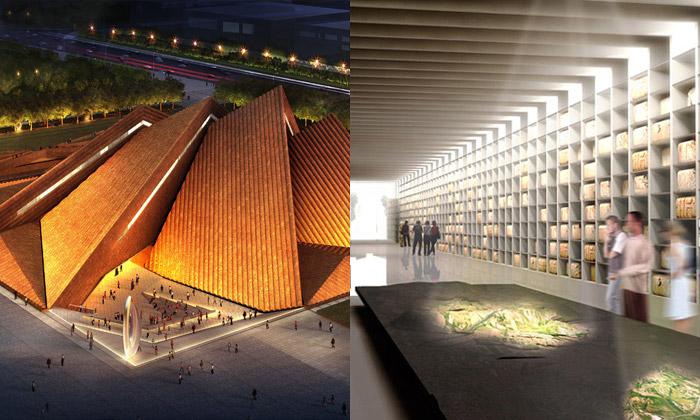 Foster postaví nové muzeum vČíně ajižní Francii