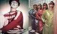 Ukázka z výstavy Reflecting Fashion ve vídeňském muzeu MUMOK