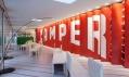 Obchod značky Camper v New Yorku od Shigeru Ban