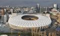 Olympijský stadion v Kyjevě od GMP Architekten