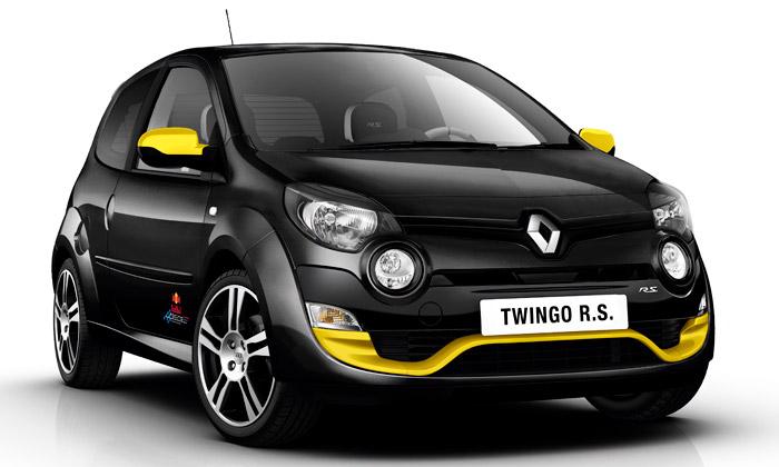 Renaultu Twingo RS přichází veformulové verzi RB7