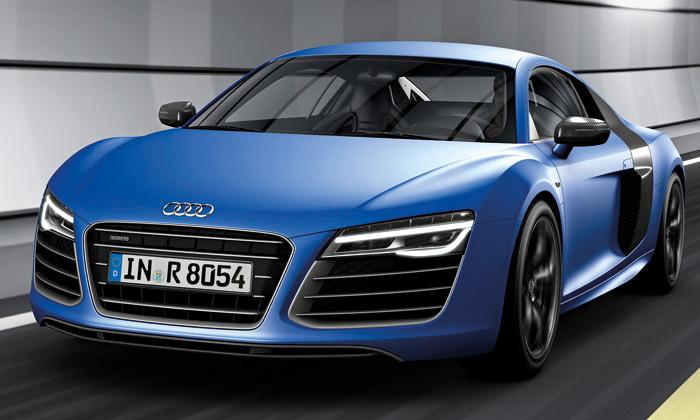Audi R8 V10 Plus jenyní nejvýkonnějším modelem