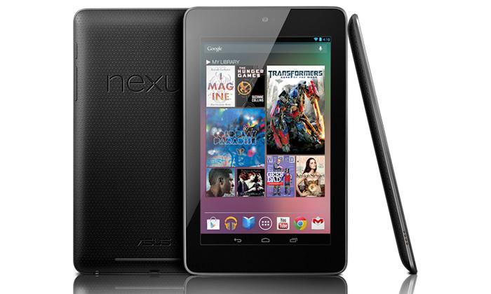 Malý levný tablet Google Nexus 7 zamíří idoEvropy