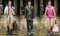 Pánská módní kolekce Versace na jaro a léto 2013