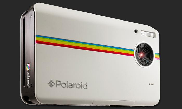 Polaroid uvádí tenký digitální foťák tisknoucí fotky