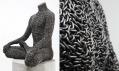 Young-Deok Seo a jeho řetězové sochy