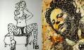 Ukázka děl z výstavy Smalt Art Vítkovice 2012